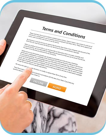 Terms and Conditions for Sunset Hills Family Practice